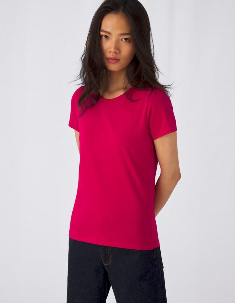 t shirt coton personnalisé femme