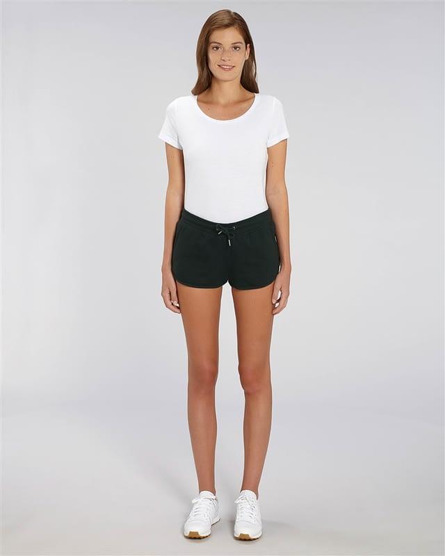 short vêtement personnalisé femme