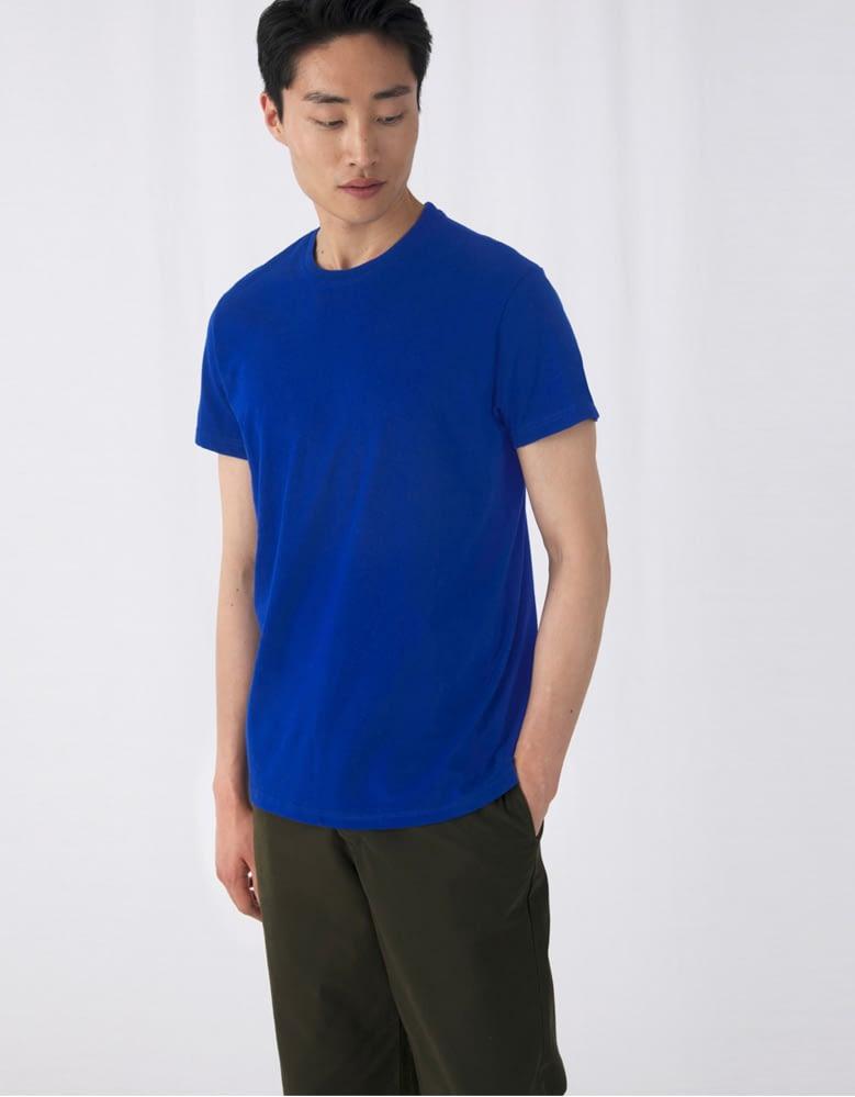 t shirt coton personnalisé homme