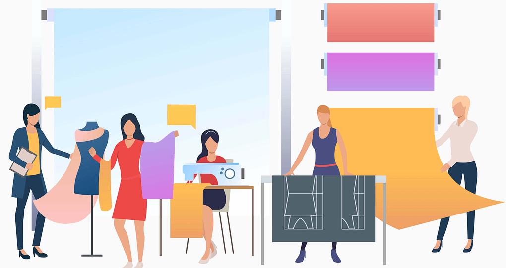 comment créer sa propre marque de vêtement en 6 étapes